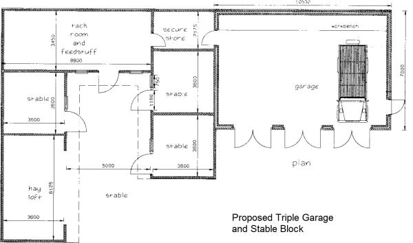 Proposed Plan 3