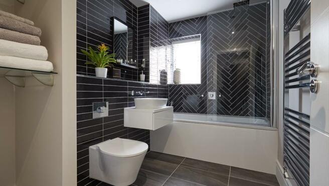 Avant Bathroom