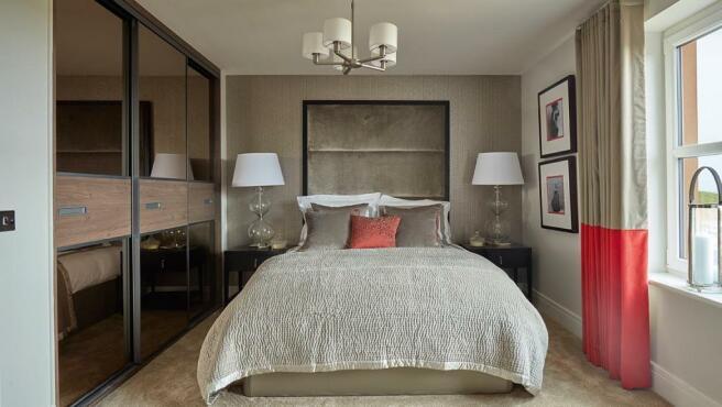 Avant Bedroom