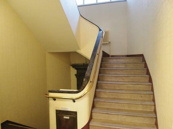 Marble Stairca...