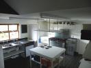 Cafe kitchen