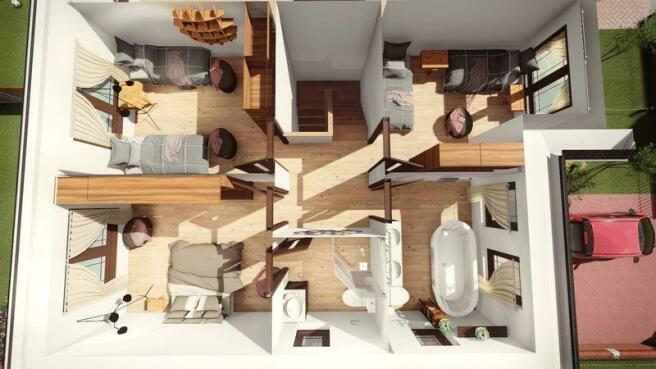 3D Floorplan F...