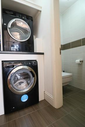 Utility Room/ WC