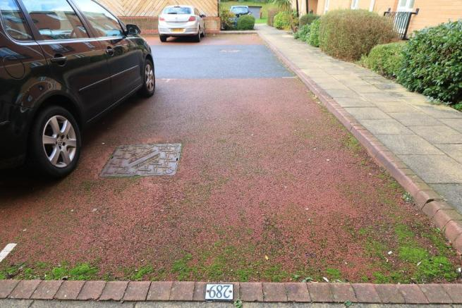 Allocated Car Parking Bay