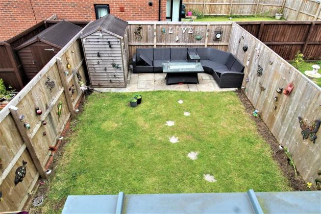 4 bedroom semi-detached house for sale in Ark Royal Avenue ...