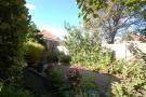 Paved Garden Area