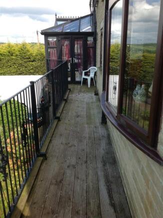 Conservatory/Balcony