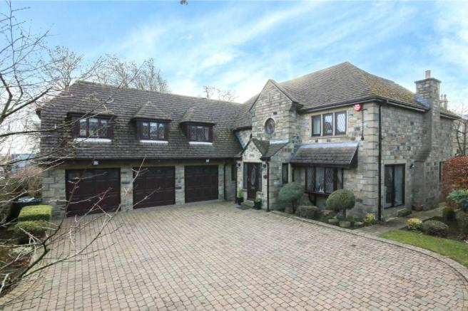 Amazing 5 Bedroom Detached House For Sale In Bradford Road Home Interior And Landscaping Oversignezvosmurscom