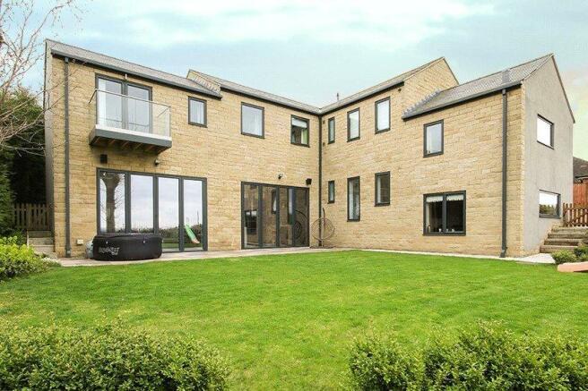 Astounding 5 Bedroom Detached House For Sale In Bradford Road Home Interior And Landscaping Oversignezvosmurscom