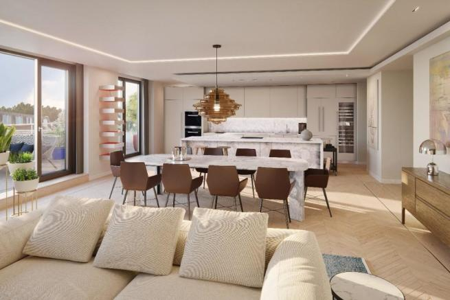 4 bedroom apartment for sale in Marylebone Square ...