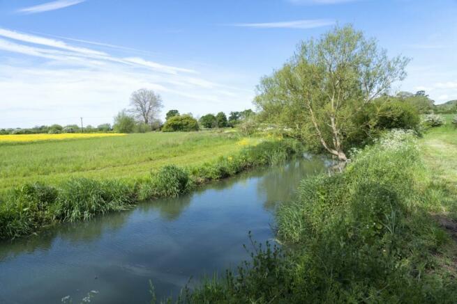 River Evenlode