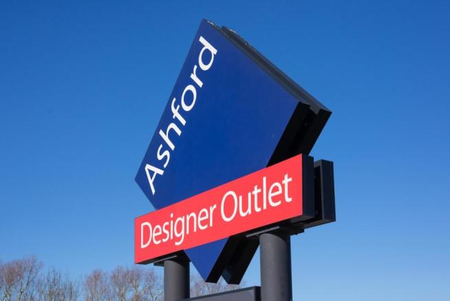 Ashford Designer out