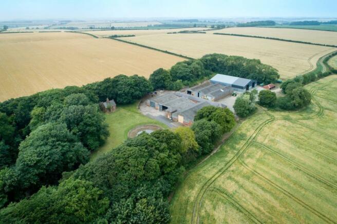 Hawerby Hall Farm