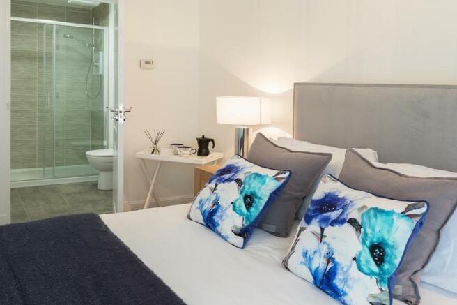 Bedroom and En suite