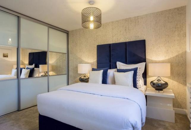 Carrick-bedroom