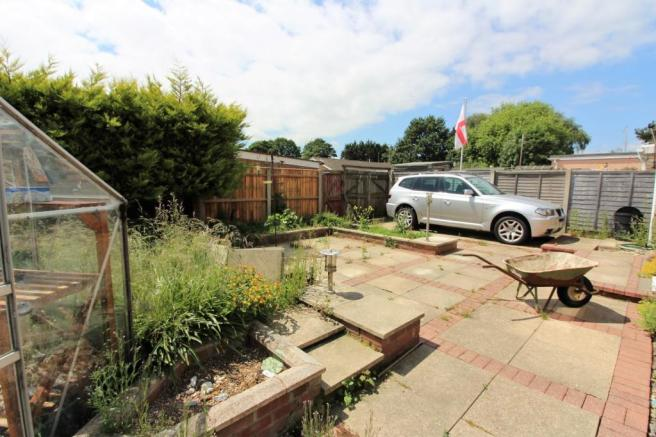 GARDEN AND DRIVE