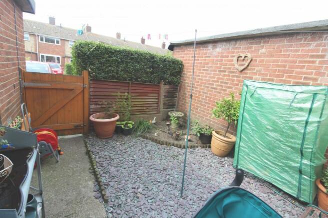 rear garden part1