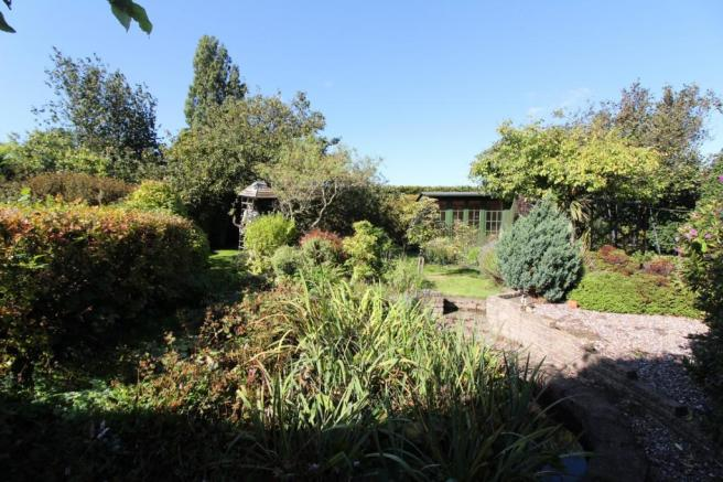 2nd part of garden