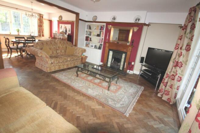 living room - diner