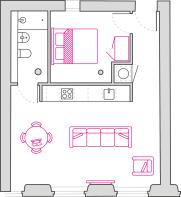 22 Floor Plan