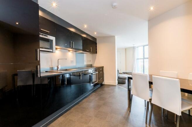 2 Bedroom Apartment To Rent In Indigo Blu Leeds City Centre Ls10