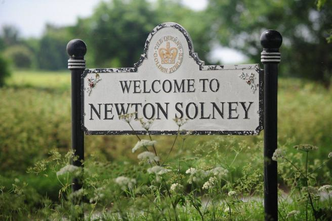 Newton Solney