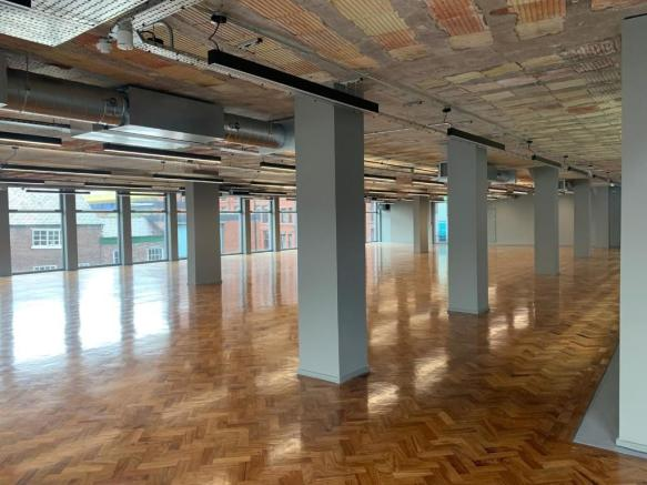 Floor 1 Hilton House
