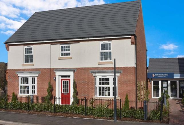 The Henley Show Home at The Long Shoot