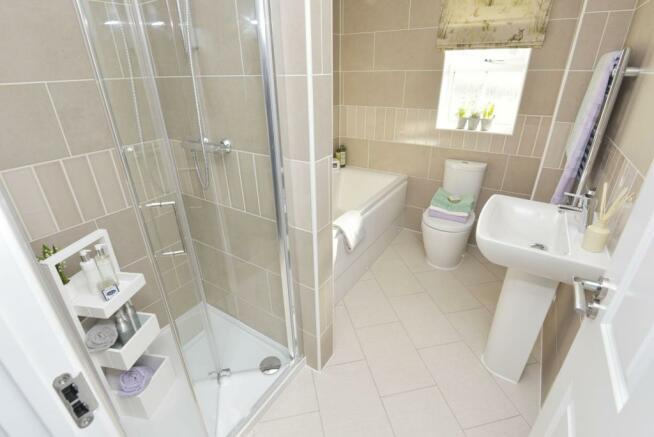 Layton Bathroom
