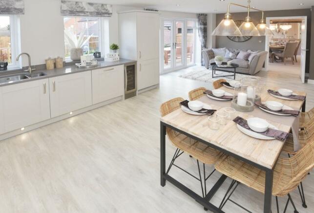 Lichfield Kitchen
