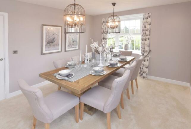 Henley Dining Room