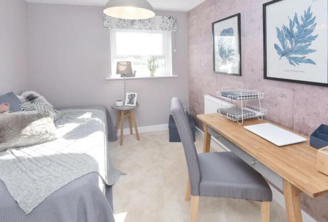 Henley Single Bedroom/Study