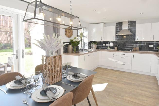 Kennett Show Home Kitchen