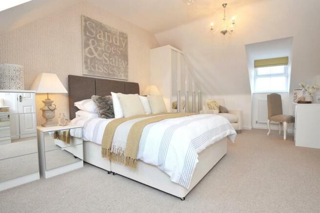 Kennett Master Bedroom