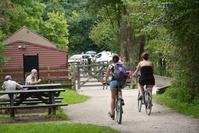The Tissington Trail