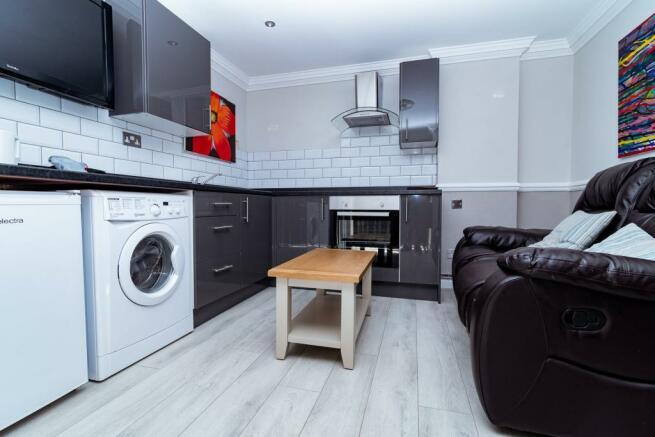 Annexe - Living Area
