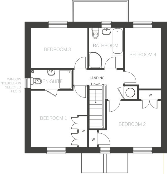 The Denwick  First Floor