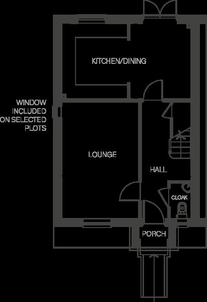 The Dove Ground Floor