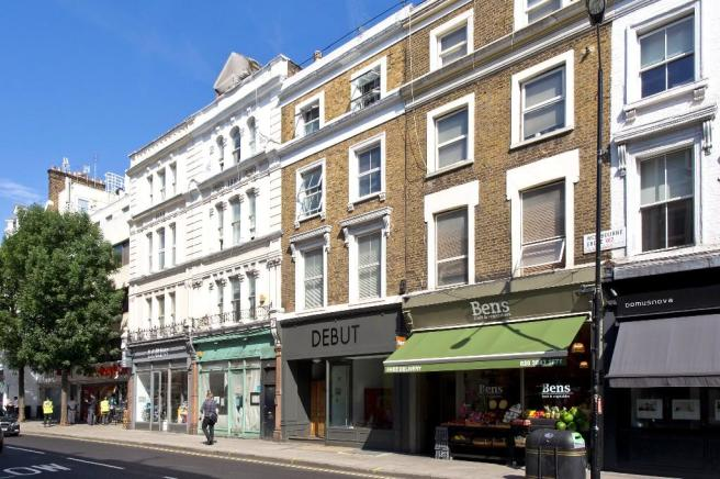 Retail Property High Street To Rent In Westbourne Grove London