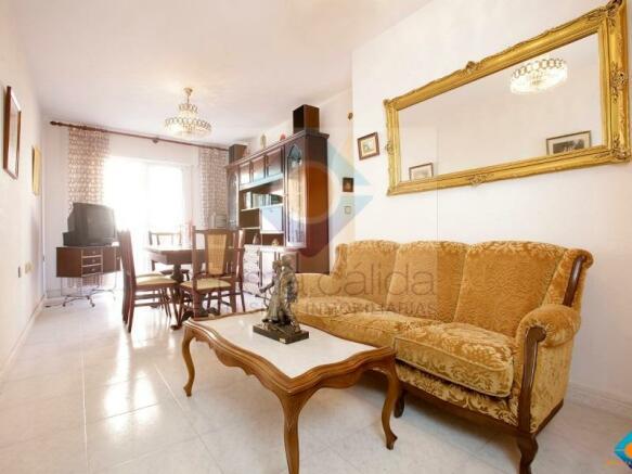 Dinning-Living room