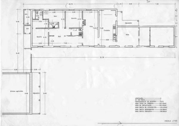 Plan downstairs
