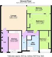 Apartment 54 Kilmorie