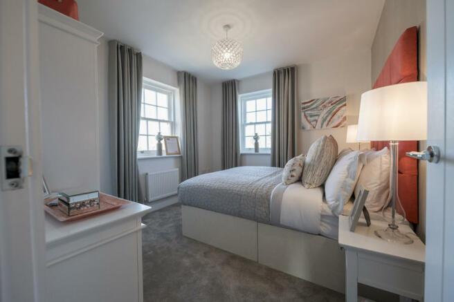 Poppy II Bedroom 2