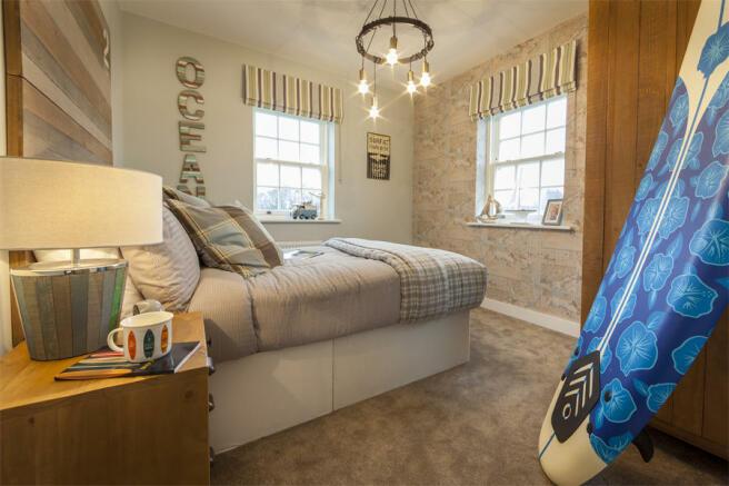 Foxglove Bedroom 4