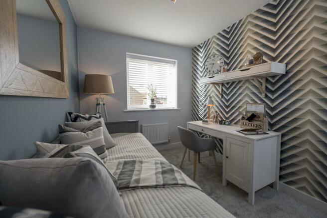 Bluebell Bedroom 2