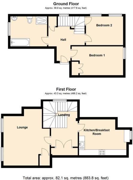Flat 4 Osbert House.JPG