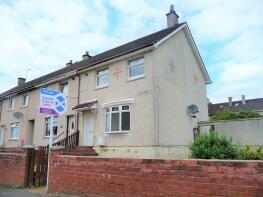 Photo of Stanefield Drive, Motherwell, Lanarkshire, ML1
