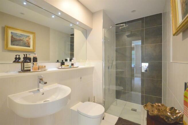 En-Suite Shower Room To Master