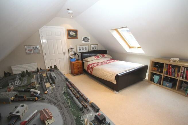 Bedroom 6 (Mezzanine