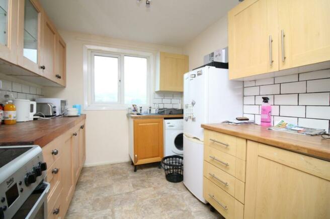 Lounge Area / Kitchen Area